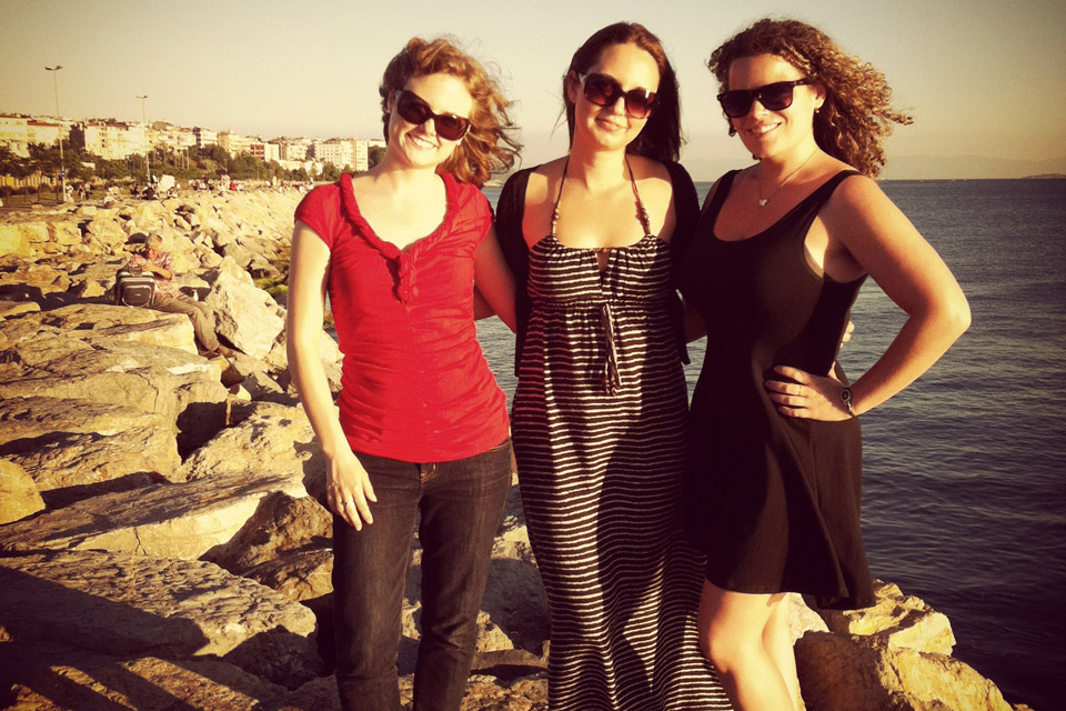 3 Yedis Of Constantinople – The 3 girls responsible for my best travel adventures!
